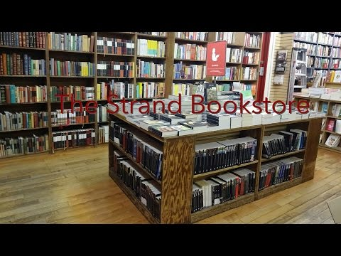 Best Places in NYC: The Strand Bookstore