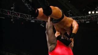 Raw: Mark Henry vs. The Miz.