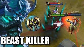 BEAST KILLER HANZO!