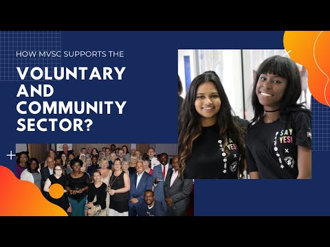 How does MVSC support the voluntary and community sector in Merton?