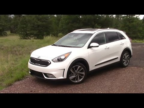 2017 Kia Niro Hybrid Real World Fuel Economy Test