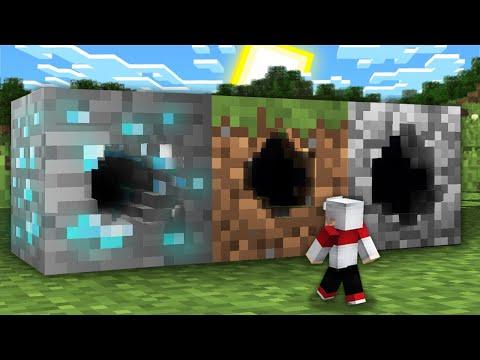 ВЫБЕРИ ПРАВИЛЬНЫЙ ПРОХОД В БЛОКЕ ЧТОБЫ ВЫЖИТЬ В МАЙНКРАФТ 100% Троллинг Ловушка Minecraft