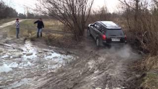 Subaru Outback offroad Ukraine