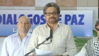 Primer alto el fuego indefinido de la guerrilla colombiana las FARC