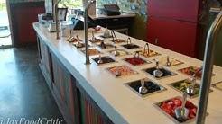 Sweet CeCe's Frozen Yogurt & Treats Restaurant Reviews Video- Jacksonville, Florida