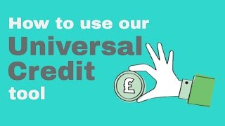 Universal Credit  - Online Budgeting Support