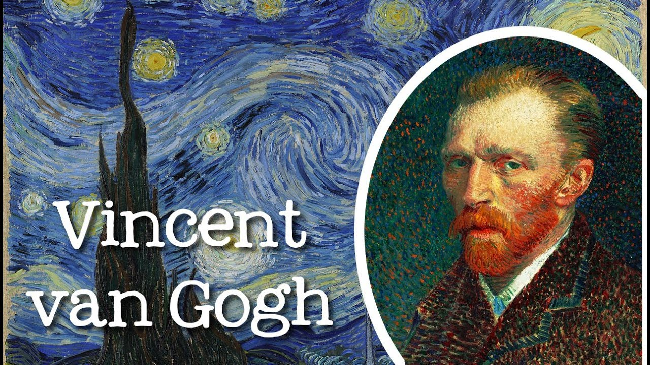 Vincent van Gogh for Children Biography for Kids  FreeSchool  YouTube