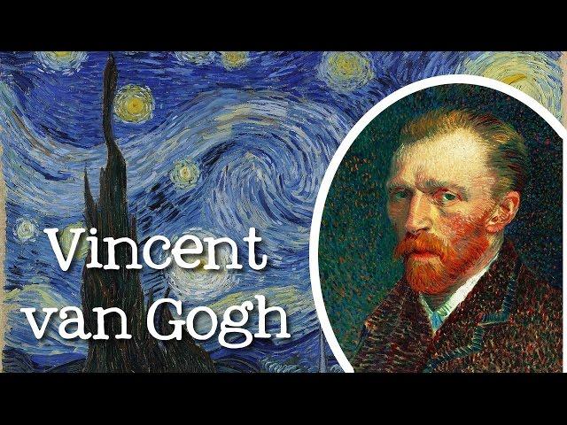 Vincent van Gogh for Children: Biography for Kids - FreeSchool
