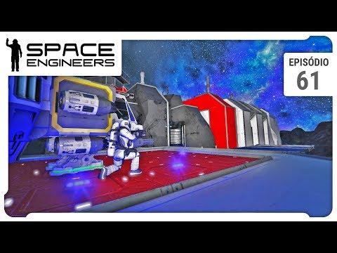 Space Engineers - O ataque a base de pesquisa inimiga - ep 61