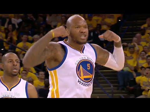 Marreese Speights Full 2016 NBA Playoffs Highlights