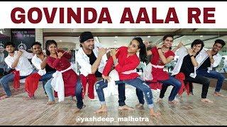Govinda Aala Re | Yashdeep Malhotra | Dance | Choreography