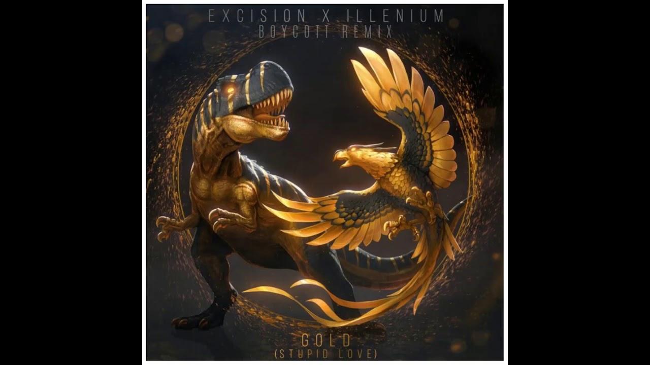 Excision X Illenium - Gold Ft. Shallows (Boycott Remix) - YouTube
