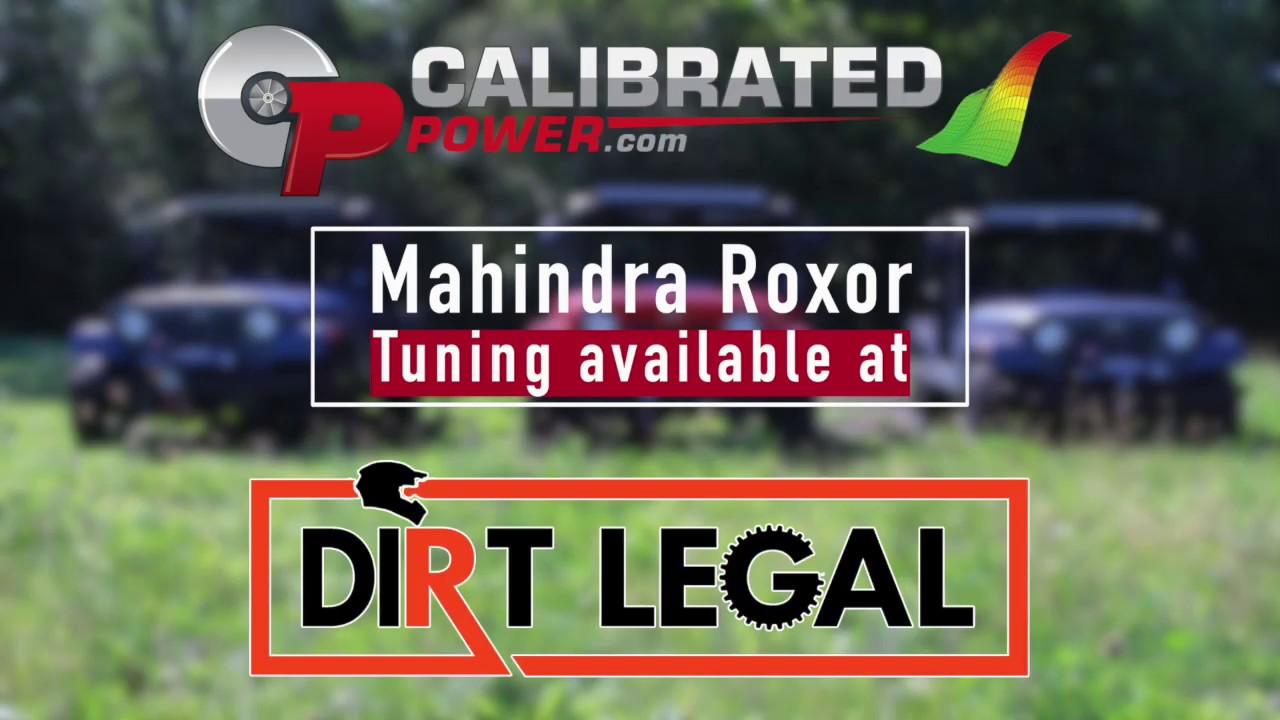 Mahindra Bolero-powered Roxor tuned to produce mad power [Video]