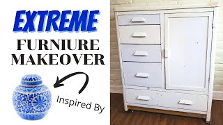 Extreme Furniture Makeover: A Curbside Find Packed With Potential