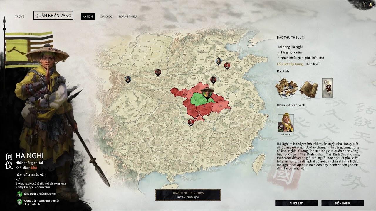 Total War Tam Quốc - Trailer Việt Hóa