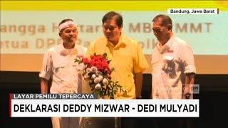 Deklarasi Deddy Mizwar - Dedi Mulyadi   Ridwan Kamil - UU Ruzhanul Ulum 5948c91d82