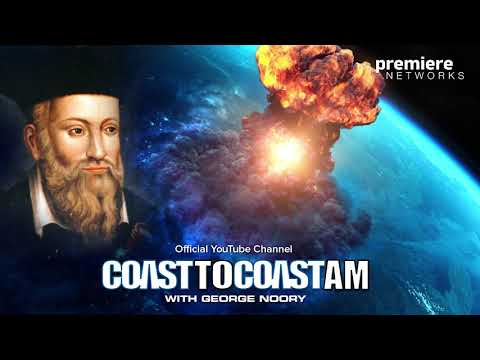 COAST TO COAST AM  - April 01 2019 - Nostradamus and Eco Disaster