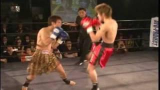 Survivor Round.3 - 第5試合 - KENJI vs 吉田晋