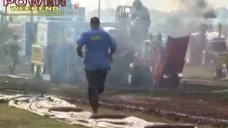 Explosion moteur
