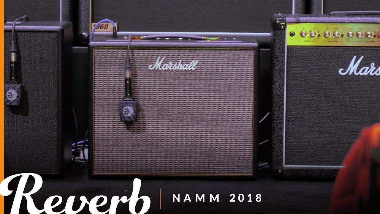 Marshall Amplifiers Origin Series   Winter NAMM 2018 - YouTube