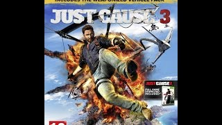 Baixar Just Cause 3 Unboxing (Xbox One)