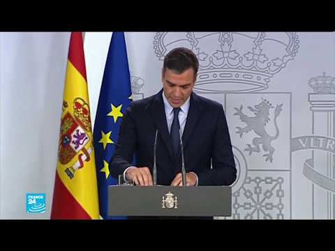 للمرة الرابعة خلال أربعة أعوام.. الإسبان يعودون إلى صناديق الاقتراع في 10 نوفمبر  - نشر قبل 34 دقيقة