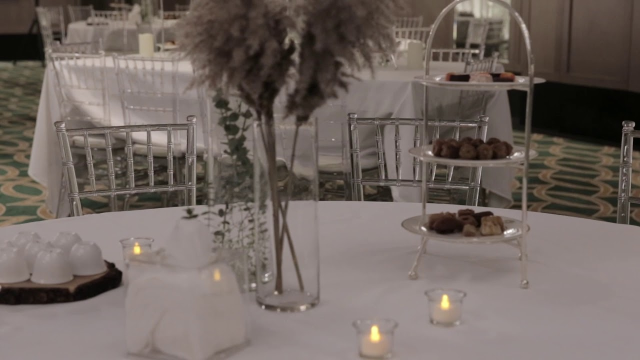 تصويري لقاعة الاحتفالات بفندق أصيلة بجدة Youtube