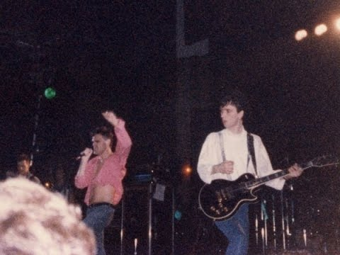 The Smiths - Please, Please, Please Let Me Get What I Want   1985 Live