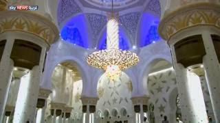 35 ألف وجبة للصائمين يوميا في مسجد الشيخ زايد