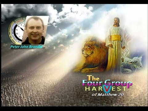 THE RAPTURE IN REVELATION 12 AND THE FOUR GROUPS OF HARVEST!