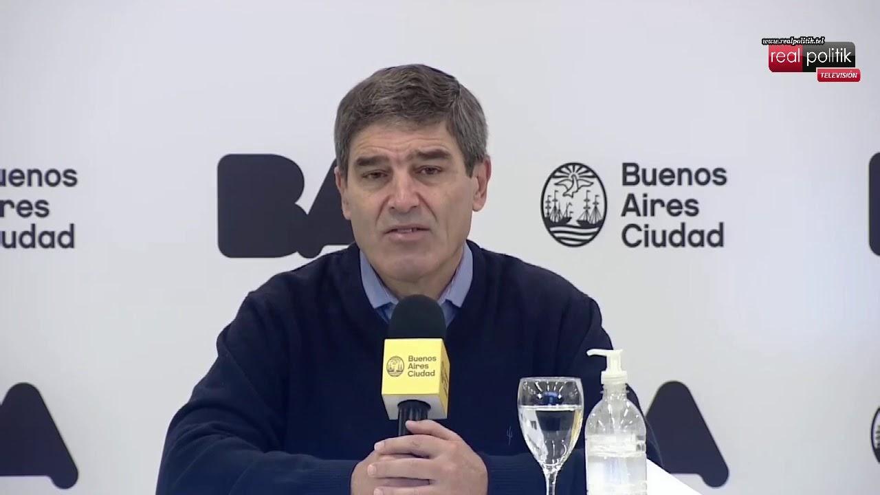 """Download ⭕ Quirós solicitó """"disminuir los viajes internacionales"""" para evitar el ingreso de la cepa Delta"""