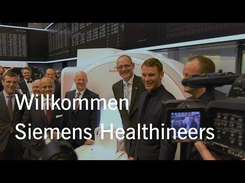 Börsengang (IPO) Siemens Healthineers