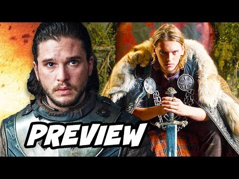 Game Of Thrones Season 8 Prequel Plot and Cast Preview Breakdown
