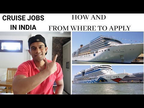 How To Apply For Cruise Ship Jobs & INFO ABOUT C1/D VISA||HINDI