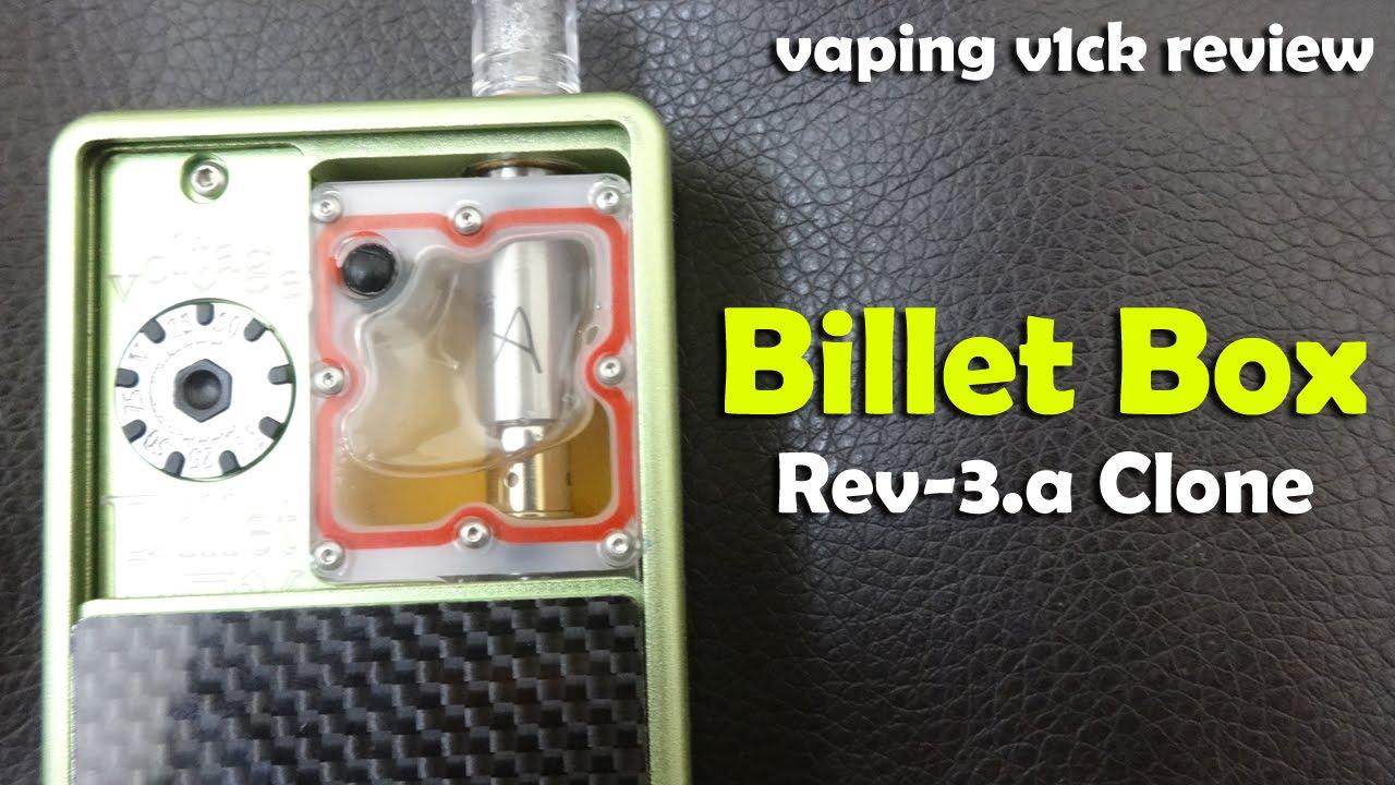 Billet Box Rev 3 a Clone - Review