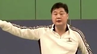 杀球技巧(三)最易失去击球力量和精度的击球方式(手肘一)Smash Skills 3