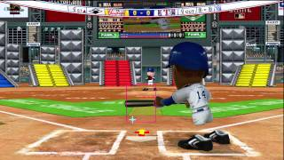 MLB Bobblehead Baseball Battle - HD Gameplay