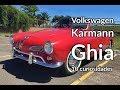 Karmann Ghia: 10 curiosidades de um VW muito charmoso | Carros do Passado | Best Cars