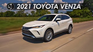 2021 Toyota Venza | The Camry Crossover