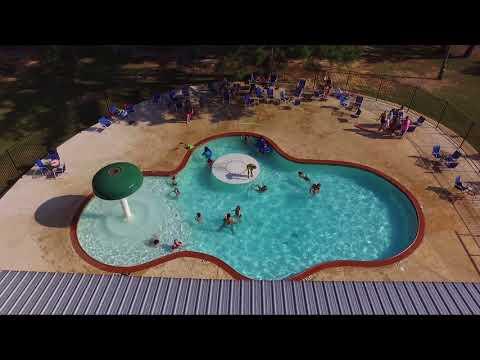 Jellystone Park at Whispering Pines, Tyler, TX   2 Min video