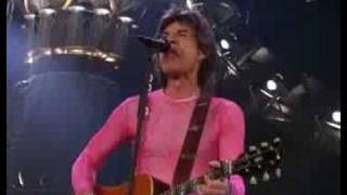 THE ROLLING STONES - SAINT OF ME LIVE (BEST VERSION DVDRIP)