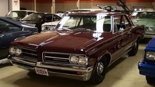 1964 Pontiac Lemans 326 HO 200R4 Disc Brakes Restomod Hot Rod
