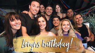 VLOG 107: Loryn's Birthday