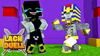 WER LACHT VERLIERT!- Minecraft LACHDUELL #01 [Deutsch/HD]