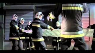Точная эвакуация при пожаре :)