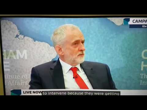Vote Jeremy Corbyn help for DRC (Congo)