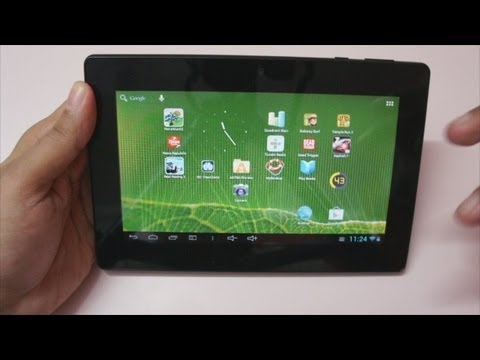 Zync Dual 7 Budget Android Tablet Review