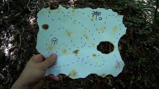 I Found a Treasure Map!  - Giveaway