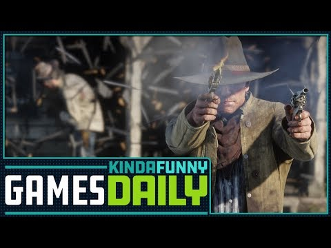 Red Dead Redemption 2 Release Date Delayed - Kinda Funny Games Daily 02.01.18