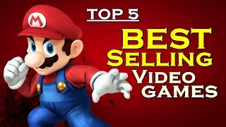 Top 5 Best Selling Video Games of All Time